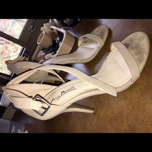 """Daily Look nude heel sandals 3"""""""